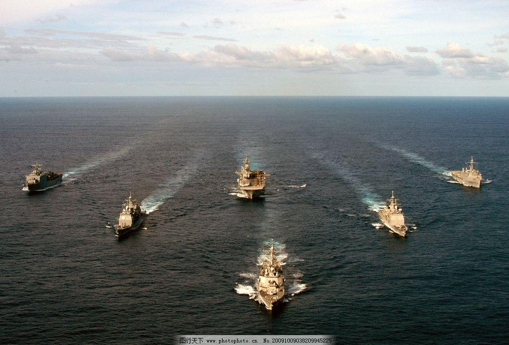 航母编队图片
