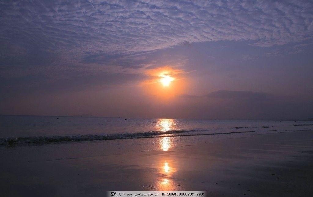 落日 日落 海边日落 三亚湾 海滩 三亚之旅 国内旅游 旅游摄影 摄影