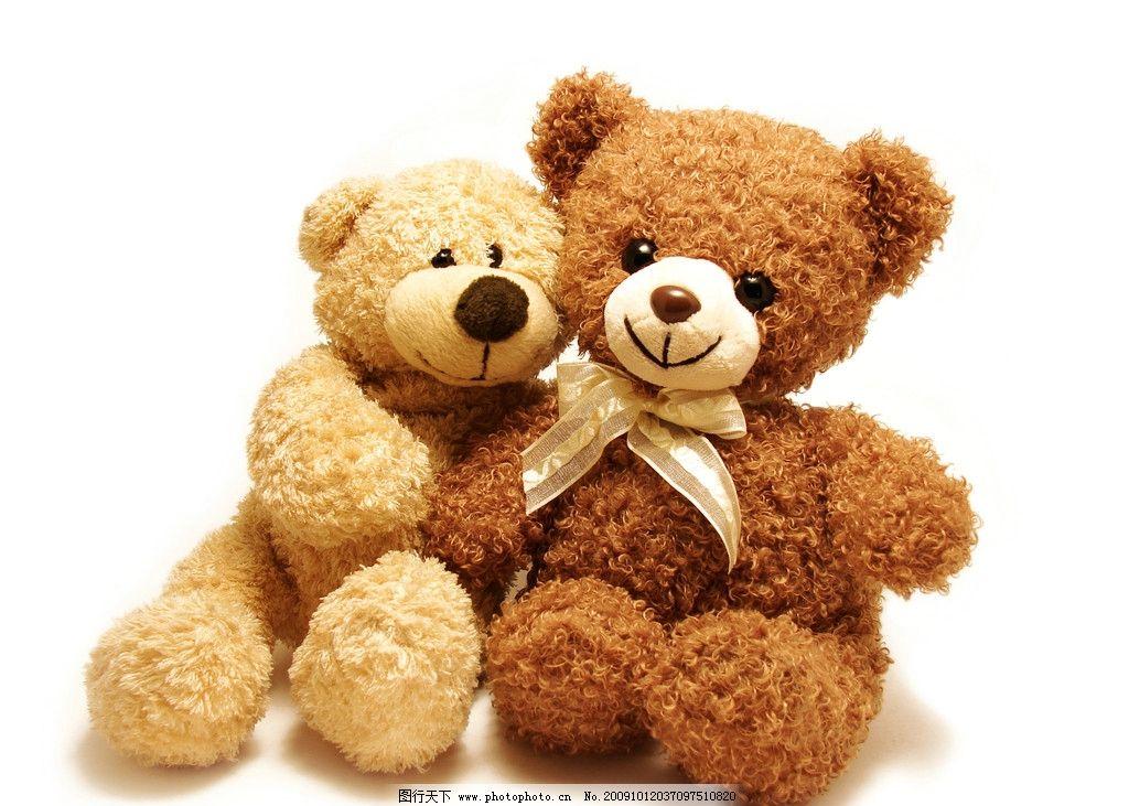 玩具熊 可爱 生活素材 摄影