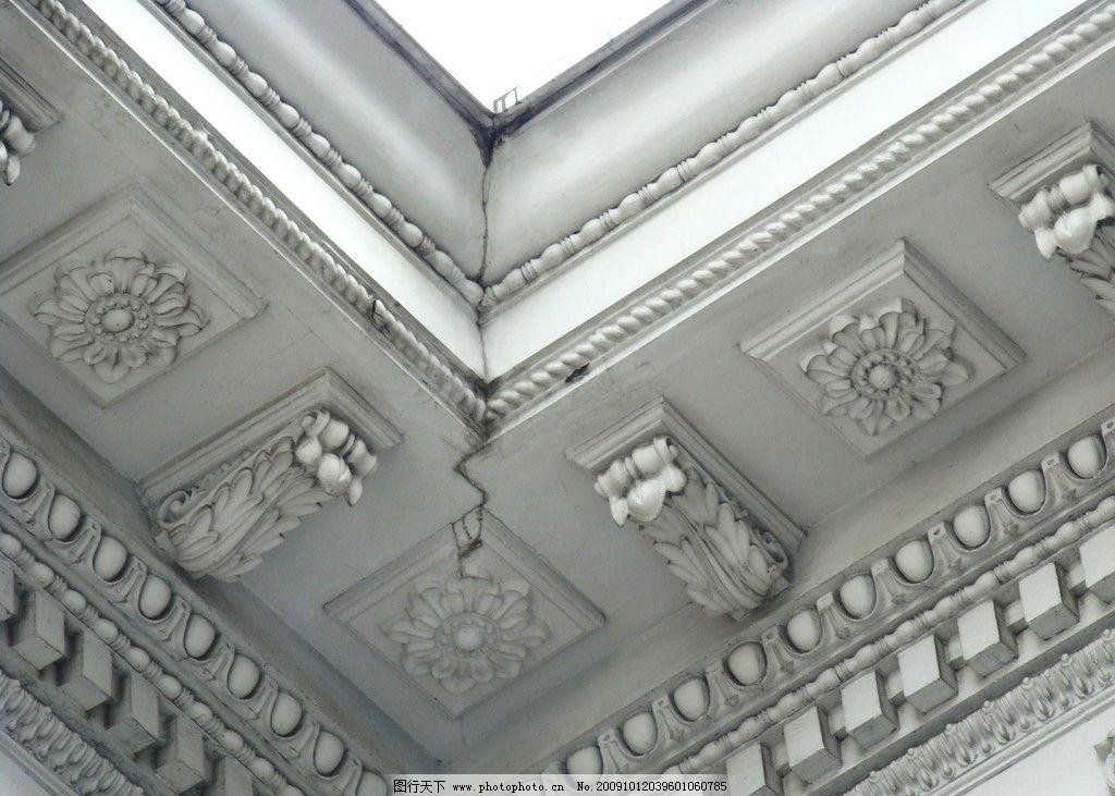 法院 闵行区 欧式 建筑 特写 雕塑 外墙装饰 花饰 浮雕 梁托 线条 grc