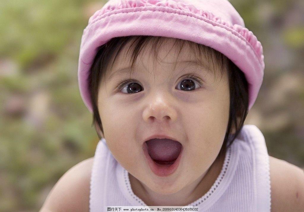 儿童 可爱的小女孩 儿童幼儿 摄影