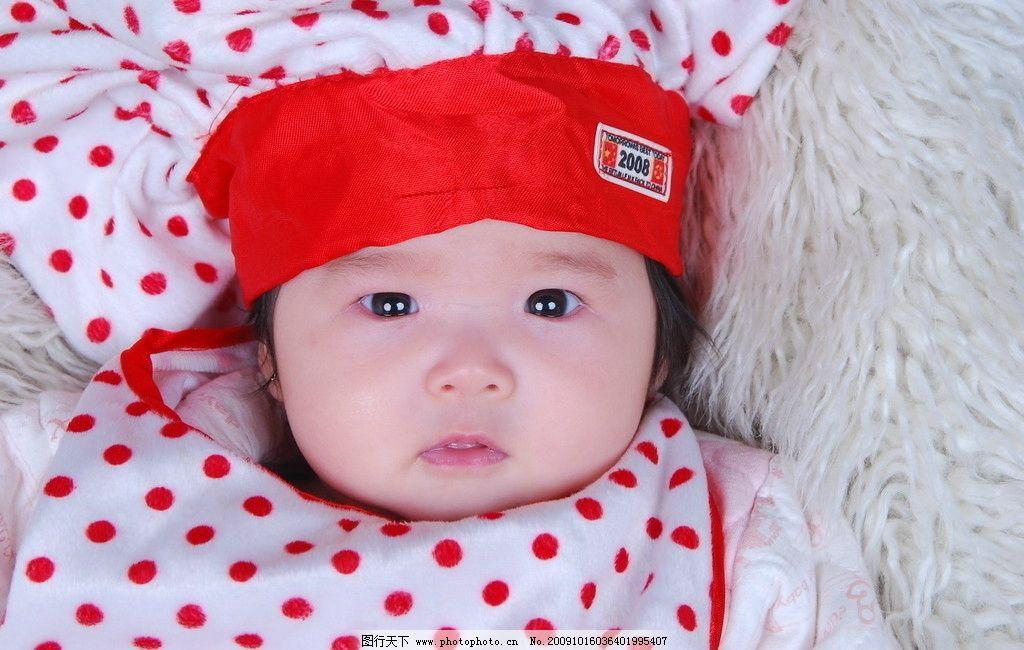 可爱的厨师小宝宝图片