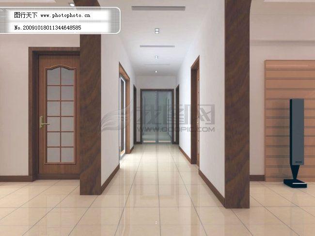 室内装修效果图 室内装修效果图免费下载 过道 室内设计 效果图欣赏