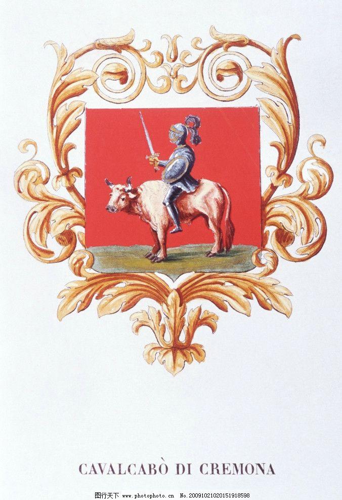徽章039 徽章 欧式logo