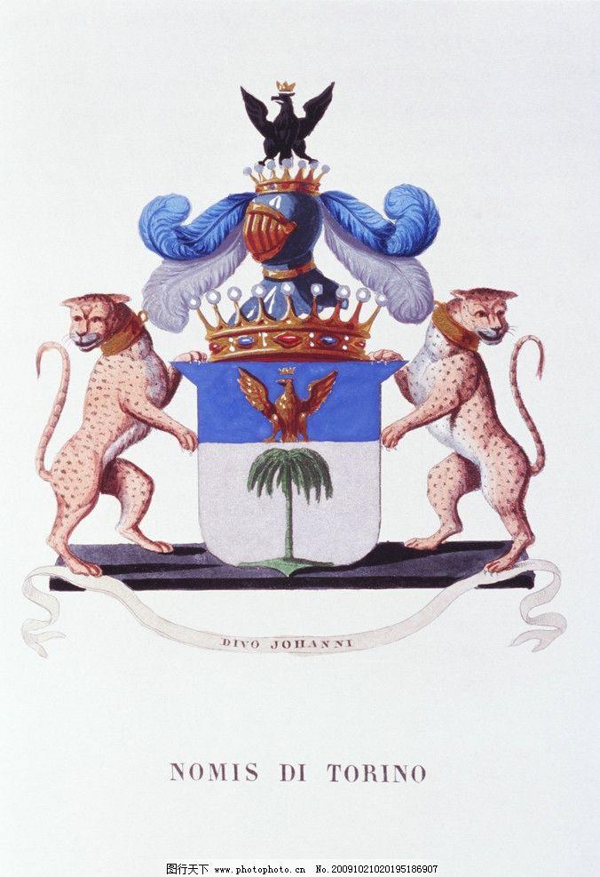 徽章 欧式logo 勋章 荣誉徽章 狮子 鹰 皇冠 头盔 时尚设计 贵族徽章