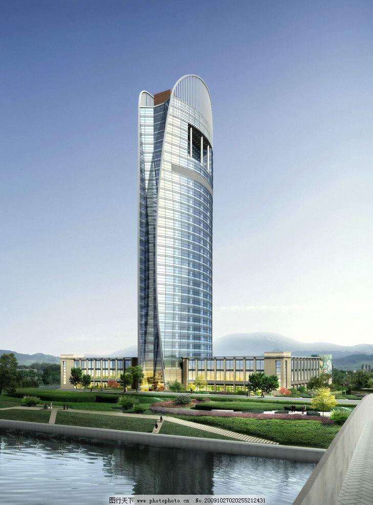 大厦 大厦白天 高楼 jpg素材 背景底纹 底纹边框 设计 72dpi jpg