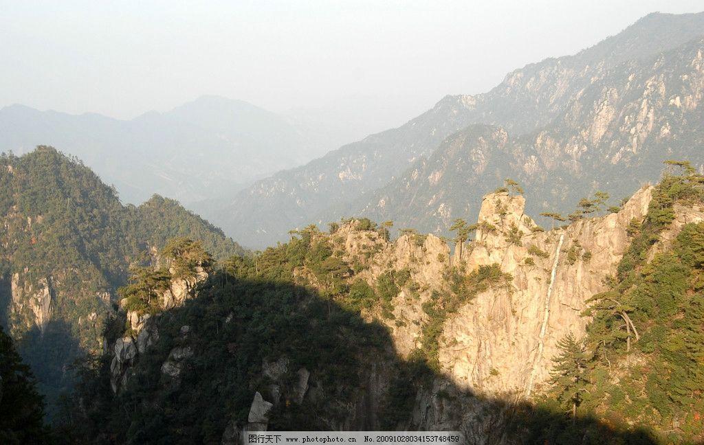 大明山风景图片