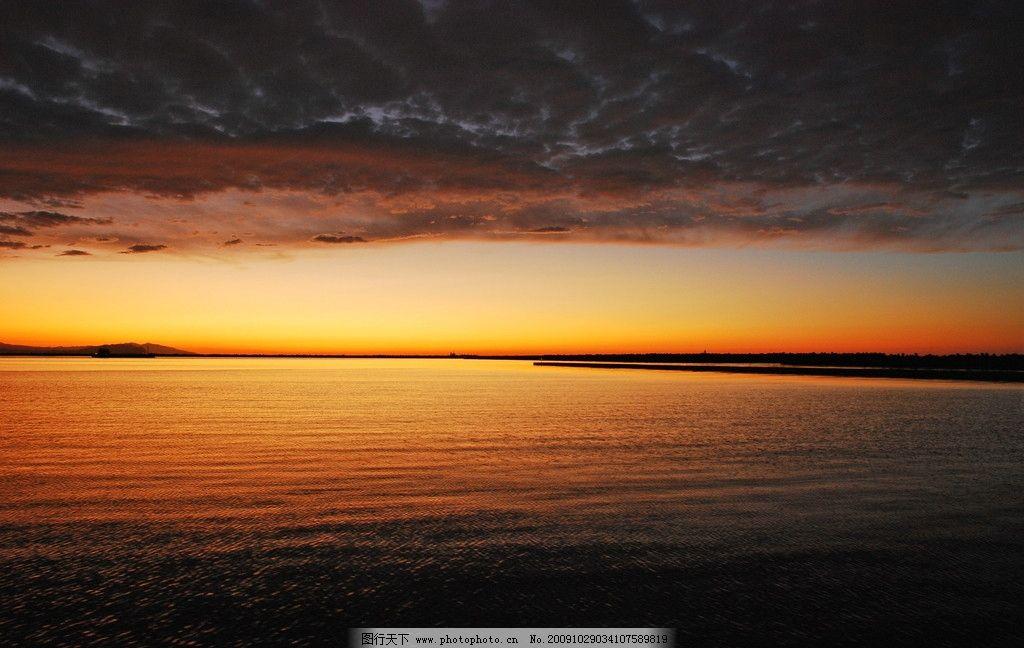 海天一色图片_自然风景_旅游摄影_图行天下图库