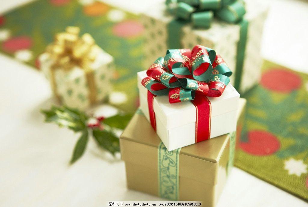 圣诞装饰 圣诞 装饰 礼品 礼盒 礼物 圣诞节 节日庆祝 文化艺术 摄影