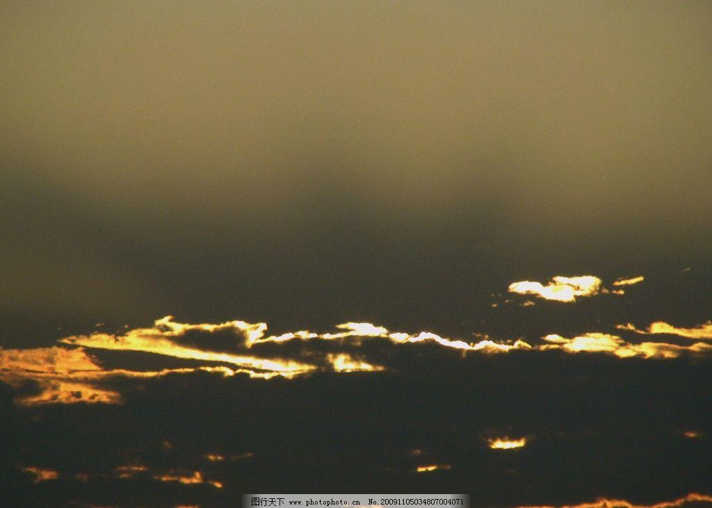 云彩 清晨 日出之前 初冬看日出 自然风景 自然景观 摄影 72dpi jpg