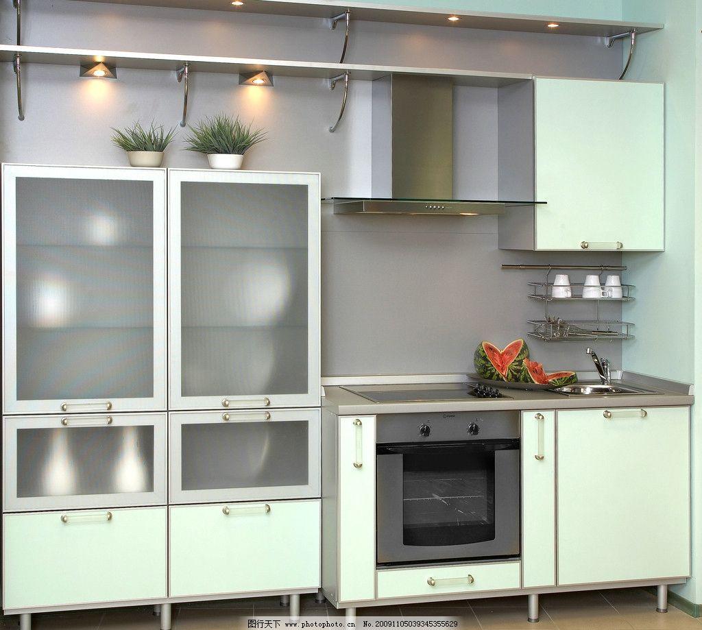 厨房装修图片 小区 别墅 伙房 厨柜 柜子 厨房装修效果图 欧式风格 家
