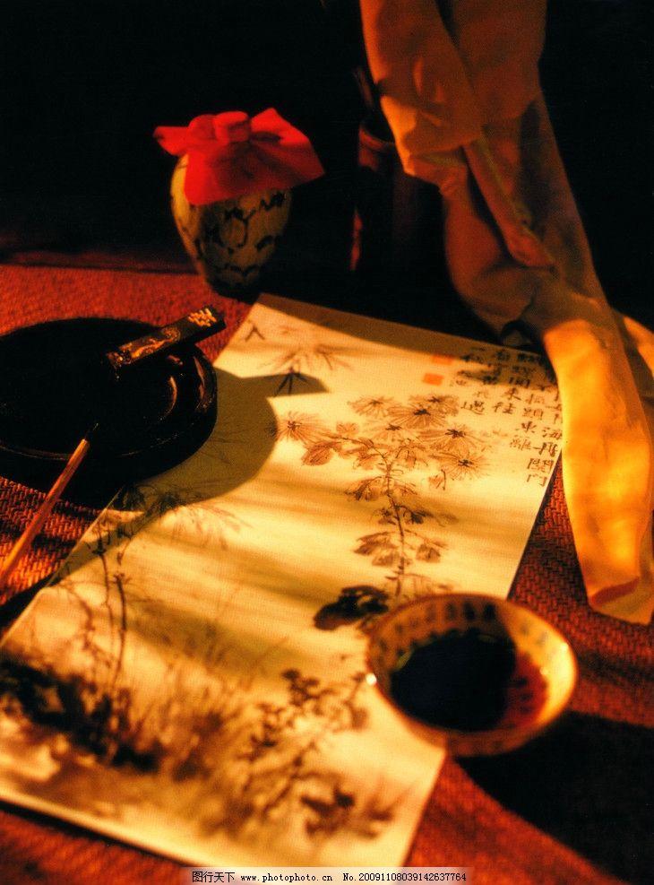 琴棋书画/琴棋书画中的画图片