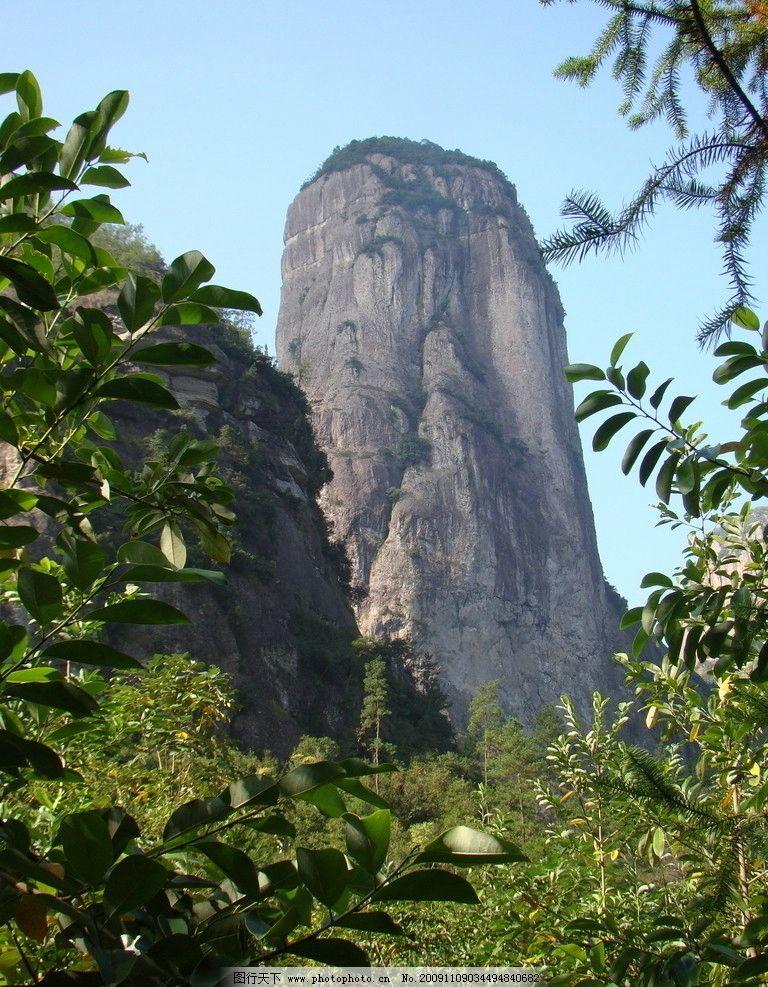 神仙住在山顶图片_山水风景_自然景观_图行天下图库