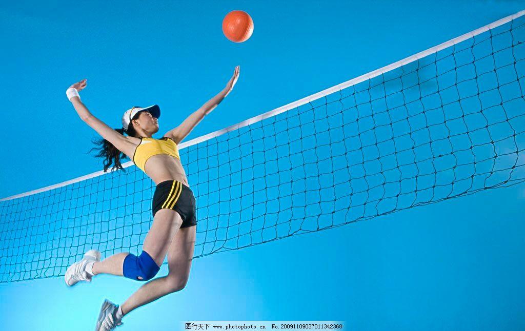 排球图片_生活素材_生活百科