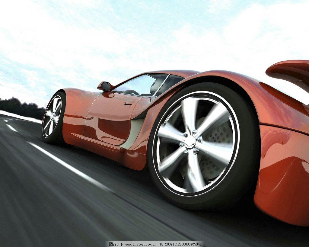 轿车高清 小轿车 汽车 奔驰的汽车 方向盘 飞驰 速度 车模 酷车图片
