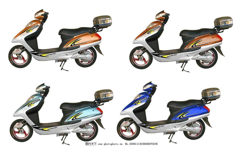 电单车 摩托车 电动车 车子 交通工具 现代科技 摄影 300dpi jpg