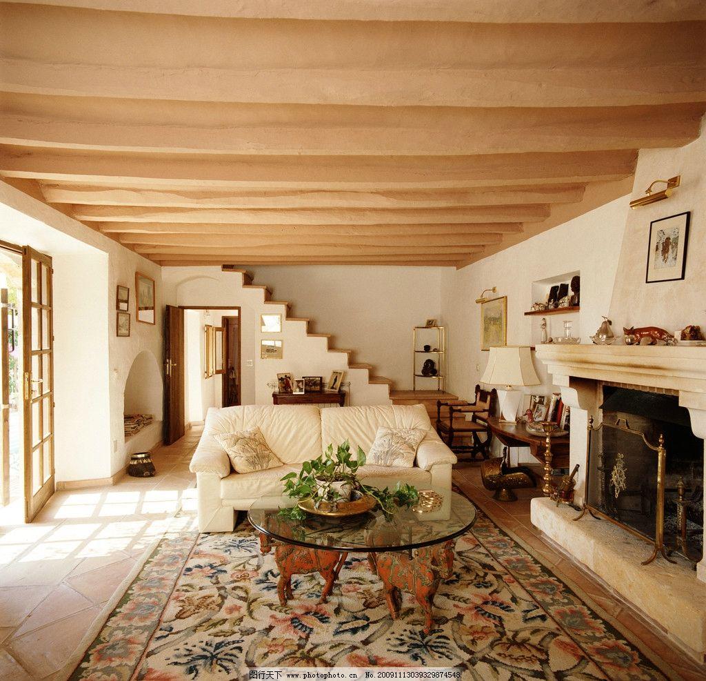 欧式高清客厅 精美装修一角 室内装修      地板 室内摆设 室内摄影