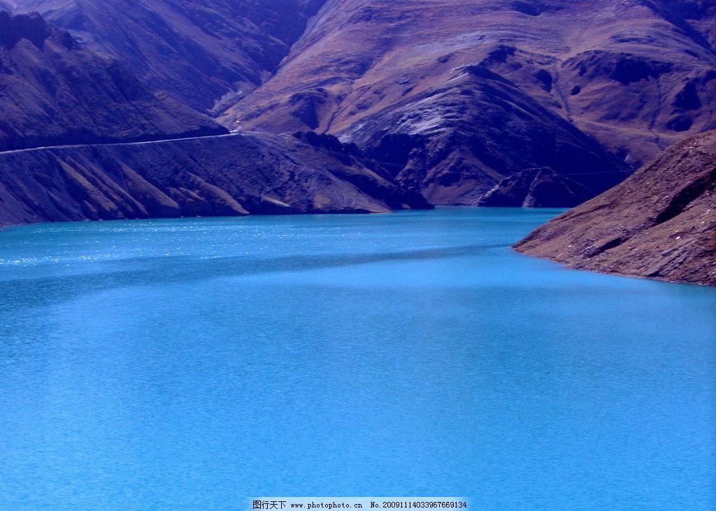 西藏长度地区高清风景
