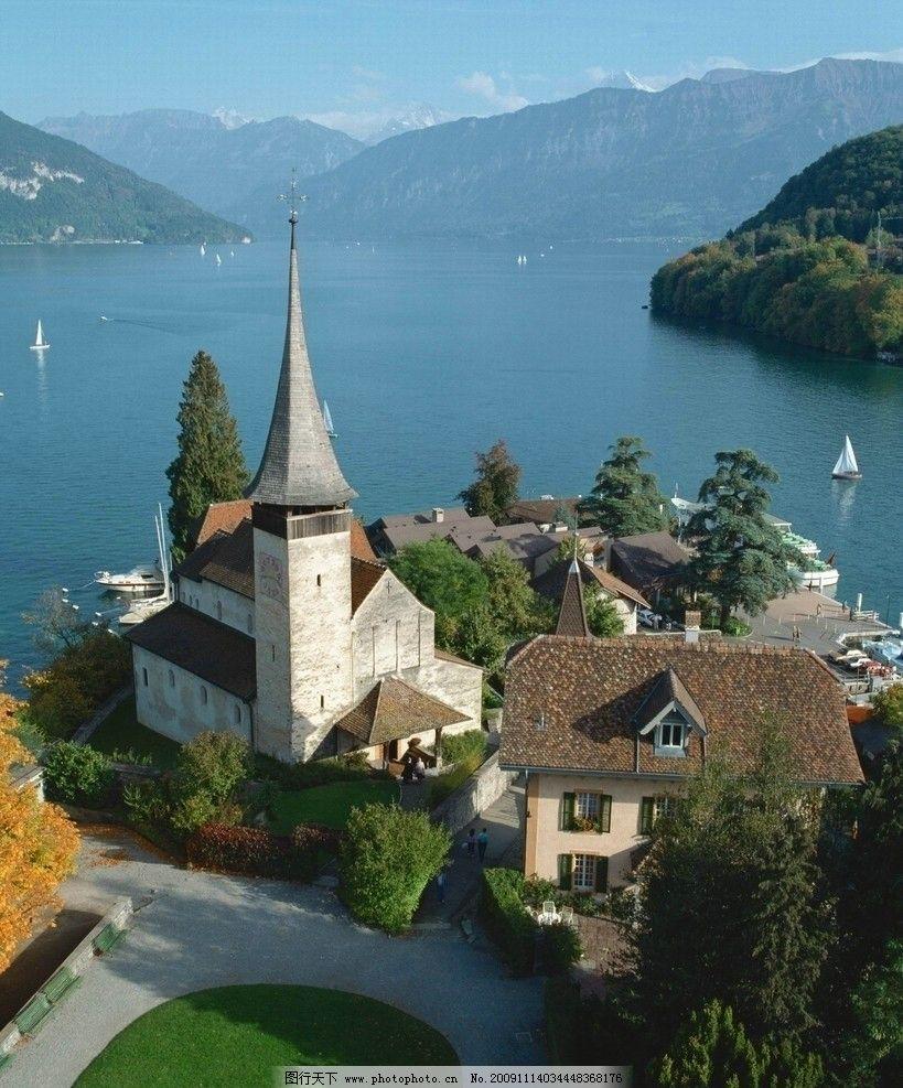 瑞士风情009图片_山水风景_自然景观_图行天下图库