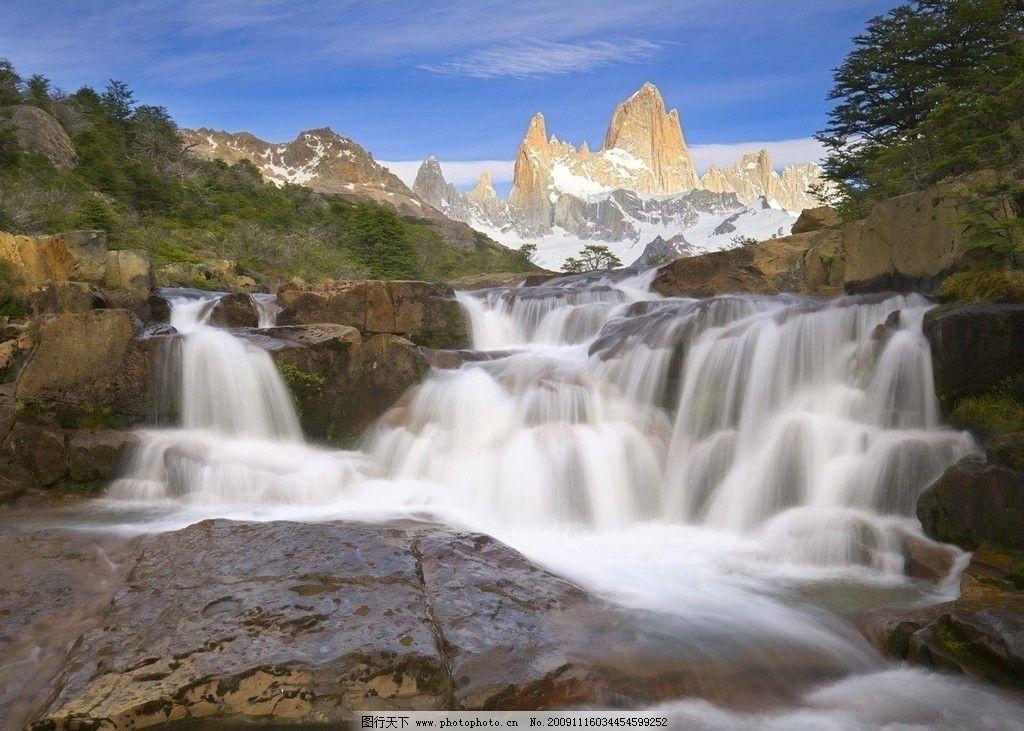 壁纸 风景 旅游 瀑布 山水 桌面 1024_731
