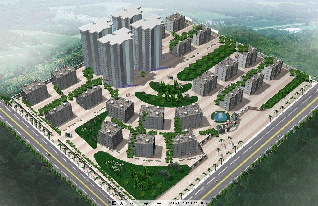 巴东神农小区规划图