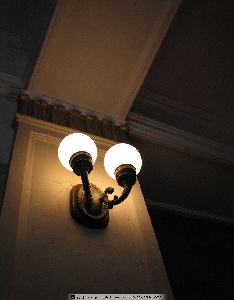 室内灯光图片