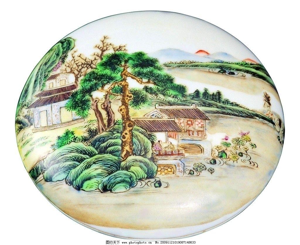 古代国画风景图片