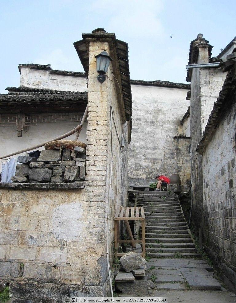 西递 风景 写生 宏村 国内旅游 旅游摄影 摄影 180dpi jpg