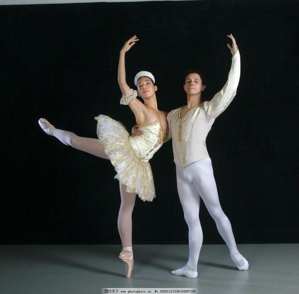 双人芭蕾舞图片_日常生活_人物图库_图行天下图库