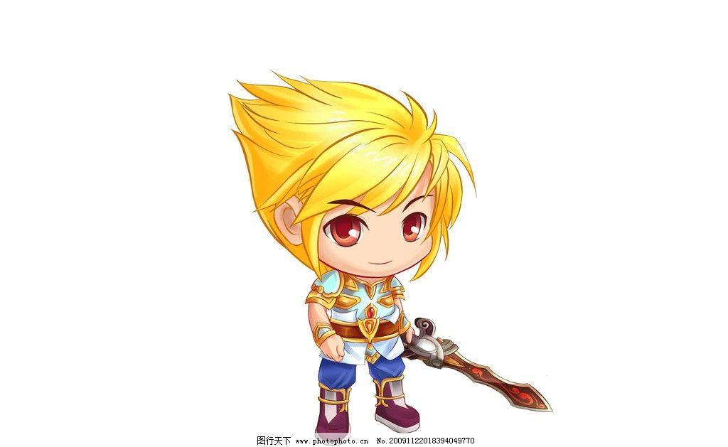 卡通人物 卡通 人物 游戏中的角色 可爱 动漫人物 动漫动画 设计 72dp