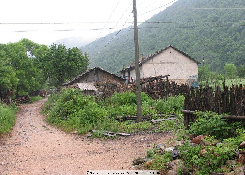 乡村 小屋 田园风光 风景 人文景观 旅游摄影 摄影 180dpi jpg