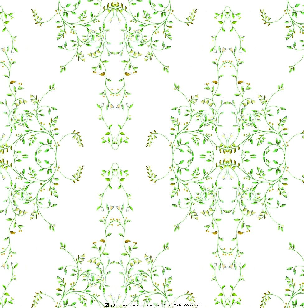 藤蔓 叶 树叶 室内移门 绿色 花 花纹 移门图片 影膜 移门图库 室内