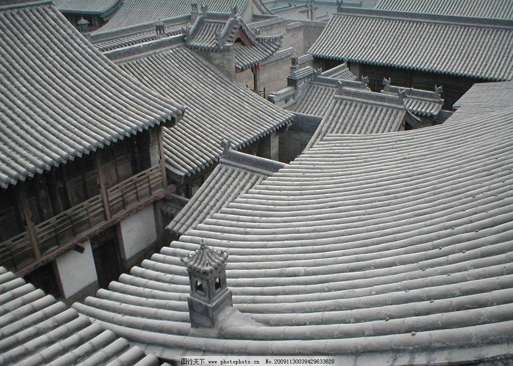 古建屋顶结构示意图带尺寸