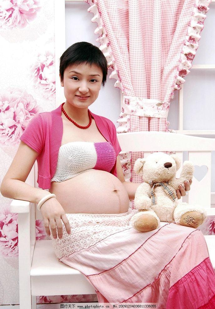 胎儿头型椭圆的图片