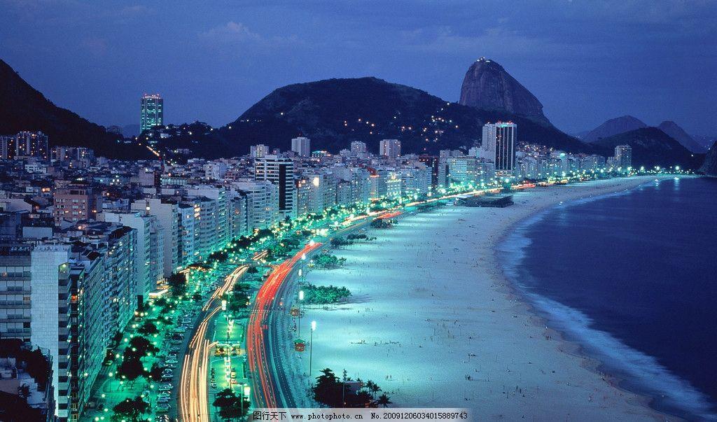 巴西里约 城市风景 国外旅游 摄影