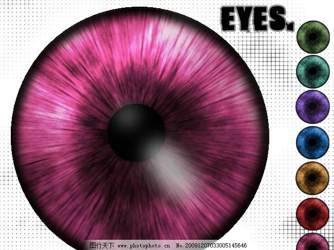 眼睛 角膜图片