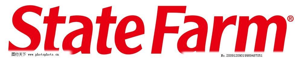 美国State Farm保险公司标志