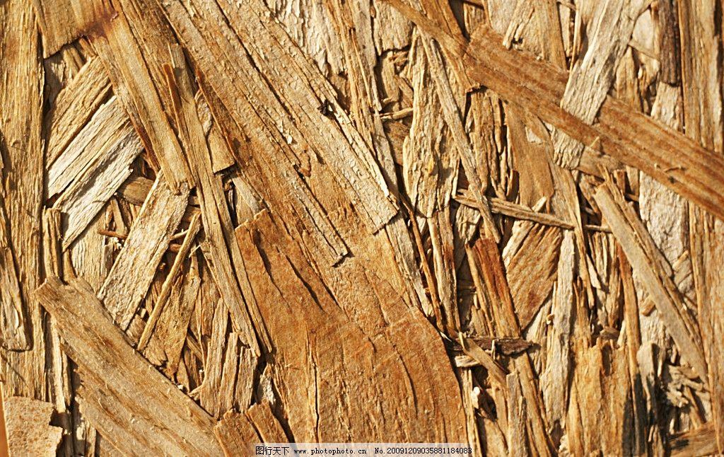 木板材质 木纹 爆裂 裂纹 木头 背景 树木 摄影