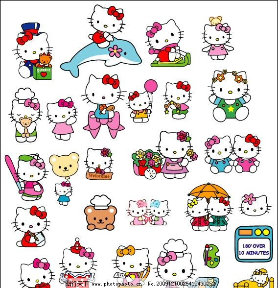 白猫矢量图 分层矢量图 其他矢量 矢量素材 矢量图库 皮皮蛙 等可爱