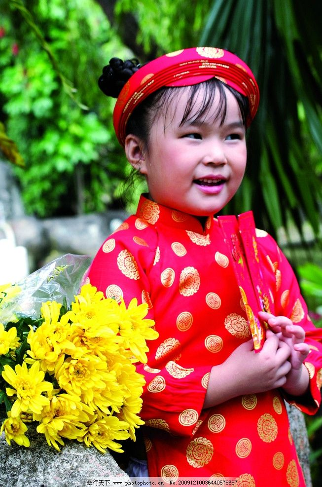 越南可爱小天使