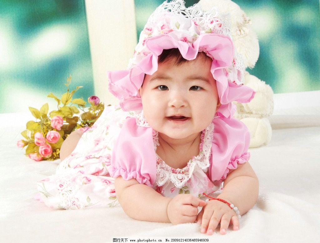 可爱幼童图片