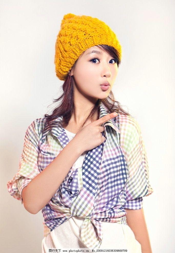 杨紫 美丽 少女 明星 童星 时尚 青春 活力 可爱 明星偶像 人物图库