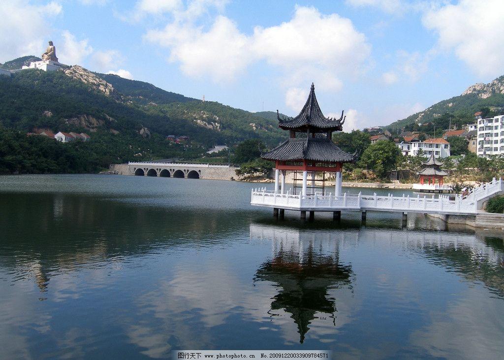 摄影 威海石岛赤山风景区 天门潭 国内旅游