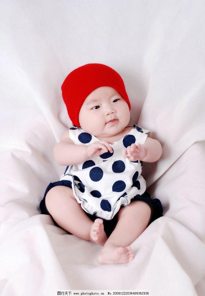 可爱宝宝 儿童 艺术照 写真 儿童幼儿 人物图库 摄影