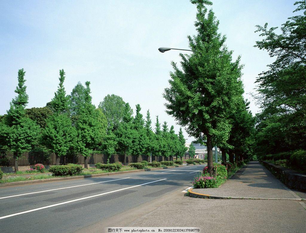 背景 蓝天 白云 房子 建筑 街道 城市 自拍风景 自然风景 旅游摄影