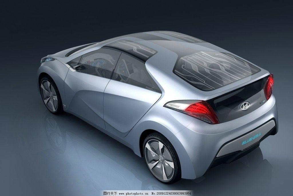 概念车设计 汽车 跑车 汽车设计 工业设计 座驾 北京现代 车顶
