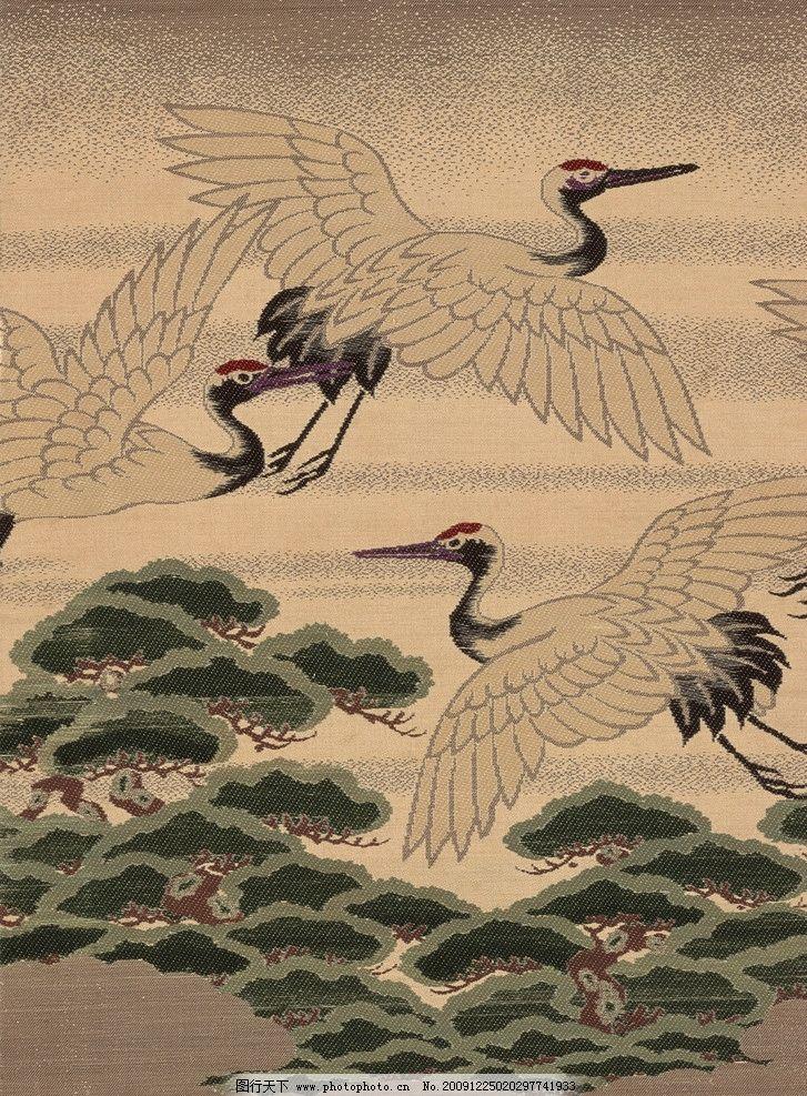 日式布料花纹 日本 和式