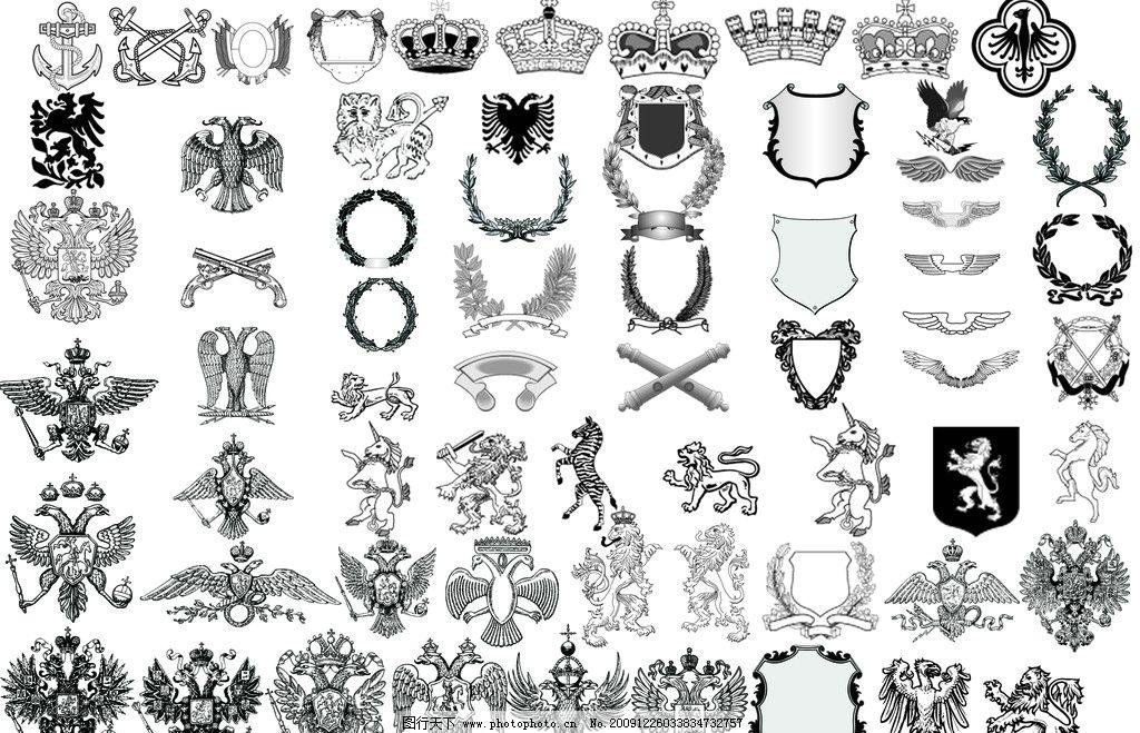 标志 欧洲 标识 花纹 原创 其他 源文件 300dpi psd