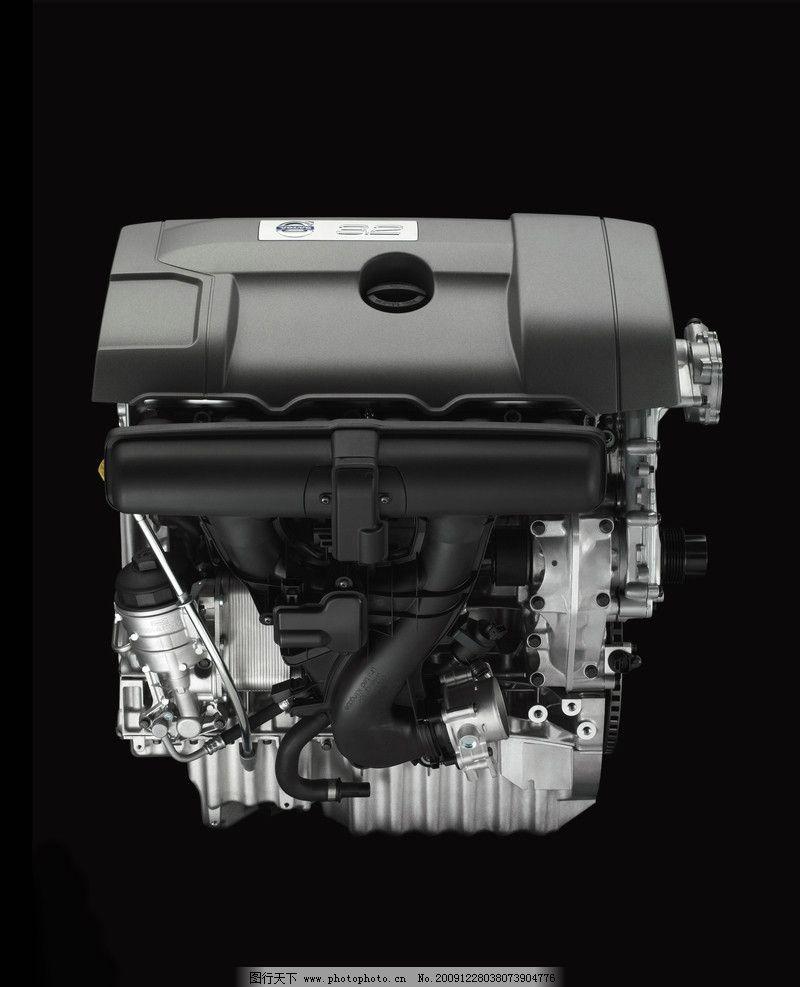 汽车s80_动力发动机图片