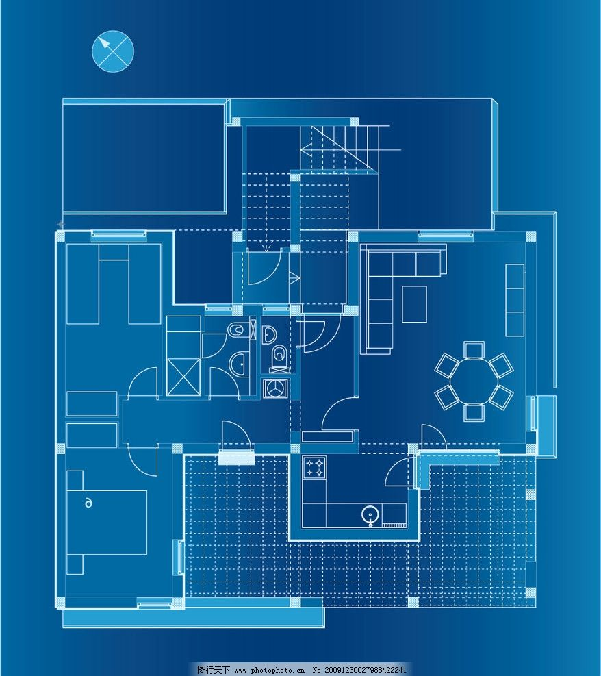 for Blueprint for houses free